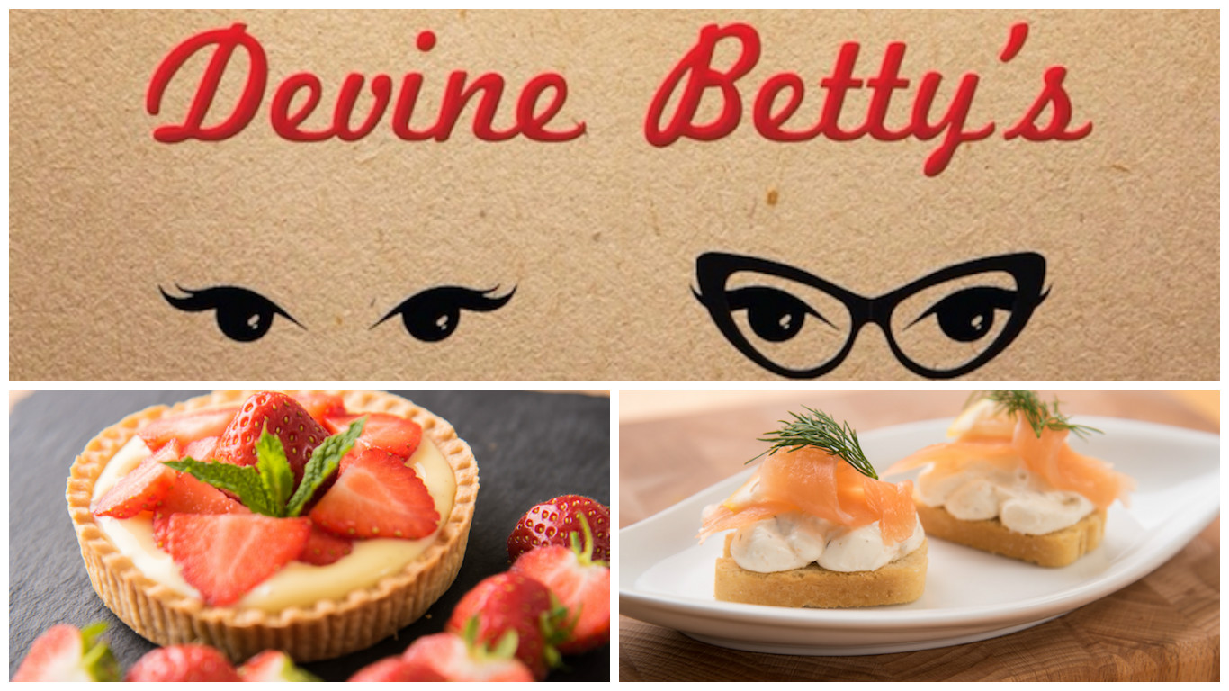 Devine Betty's collage