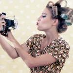 women-with-vintage-camera