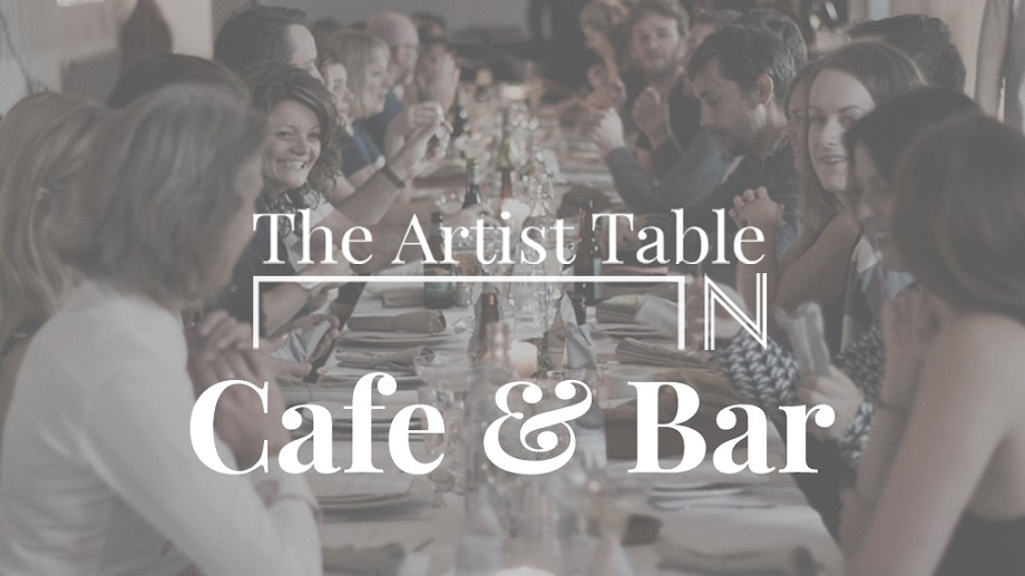 Artists Table Cafe & Bar Northanpton NNCA
