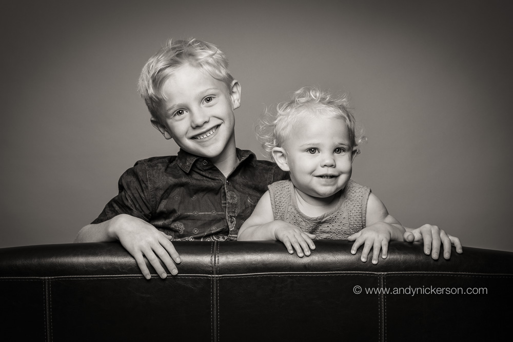 Andy Nickerson photography kid's portraits
