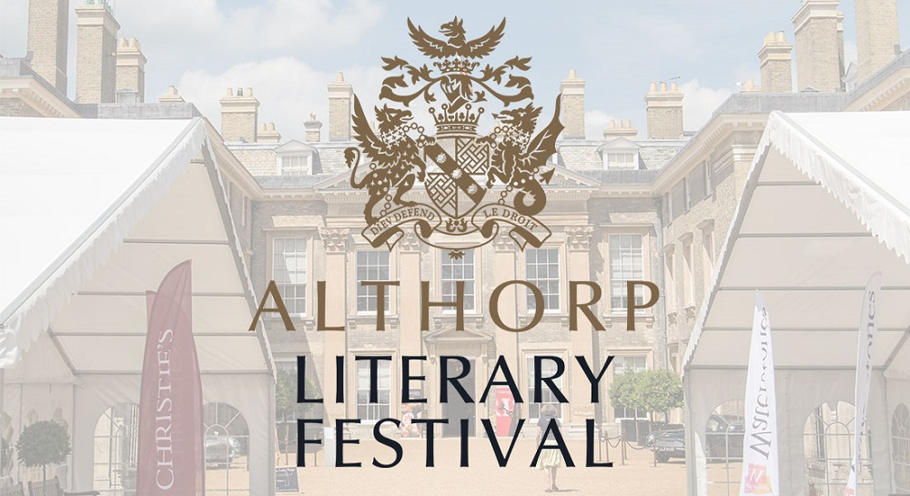 Althorp Literary Festival 2017