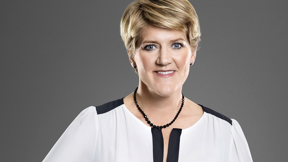 Clare Balding Althorp Literary Festival 2017