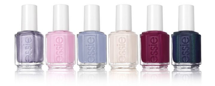 Essie spill line up Autumn 2017