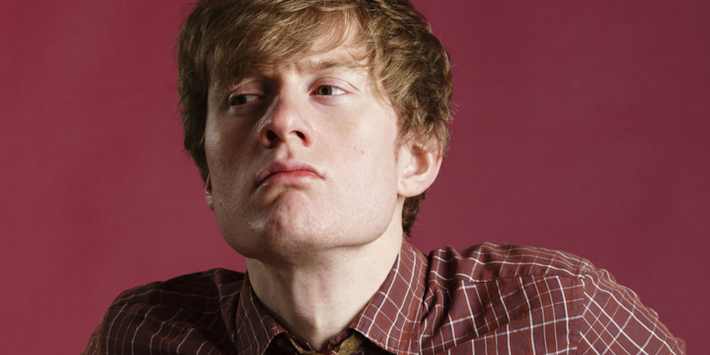 James acaster book of scrapes