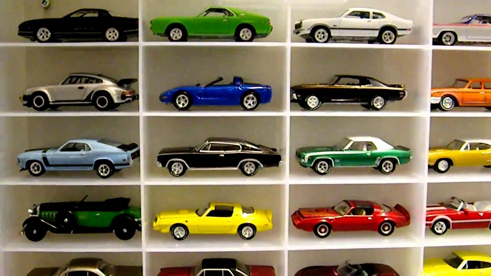 Toy car antiques collection