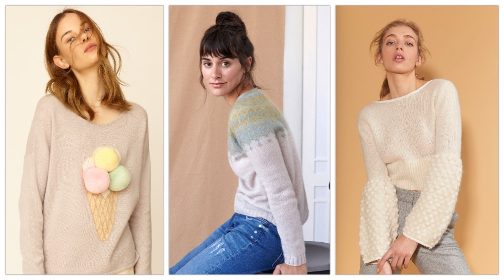 Knits with wit