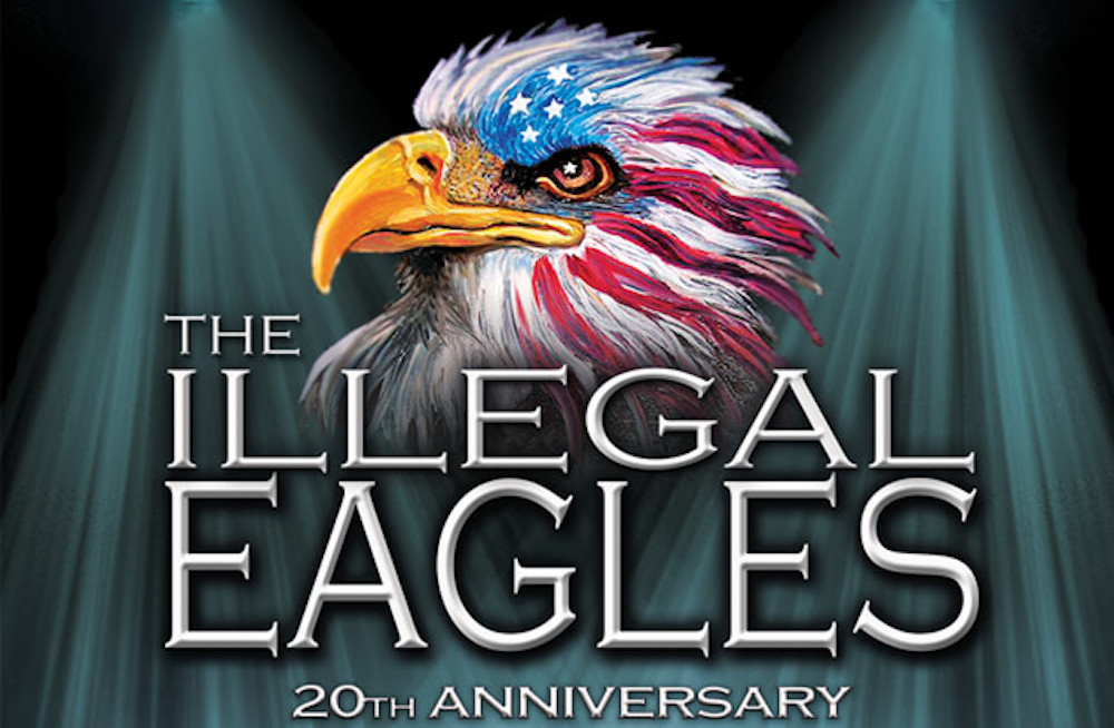 illegal eagles logo