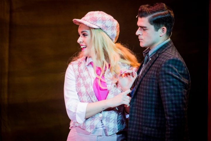 Legally Blonde tour at Royal & Derngate