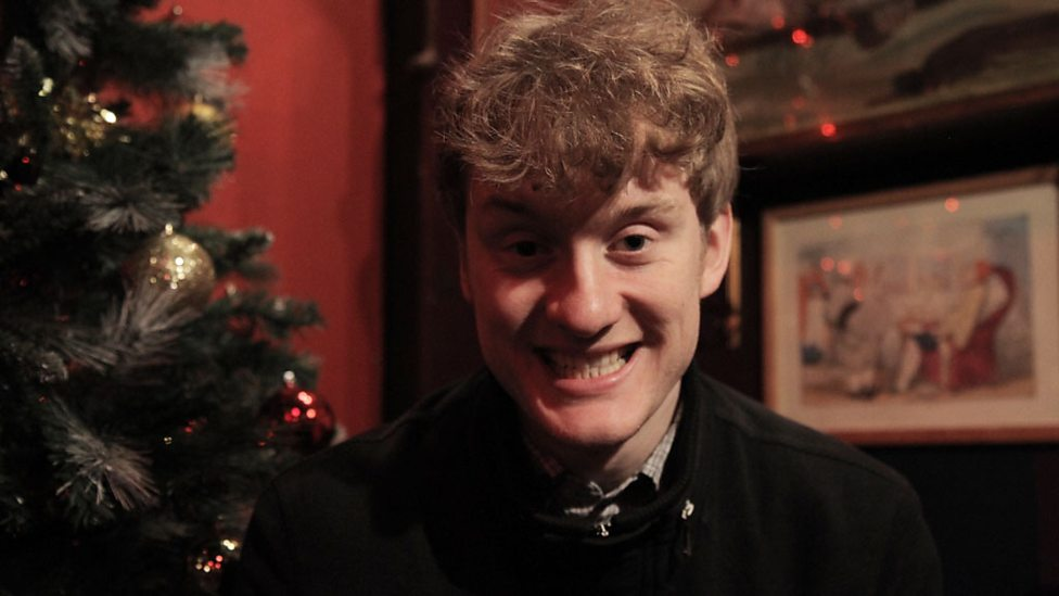 James acaster christmas