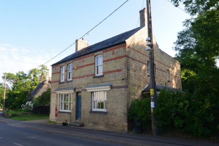 Lutton Post Office