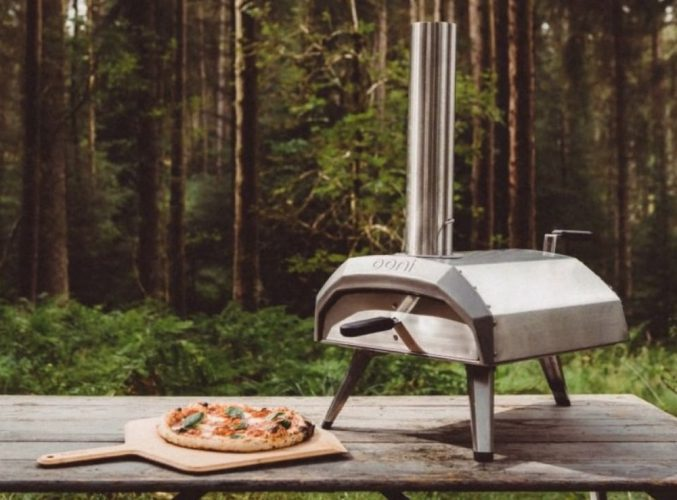 Bell Northampton BBQ pizza ovens outdoor cooking
