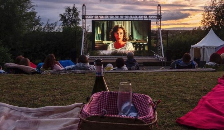 Movies by the lake