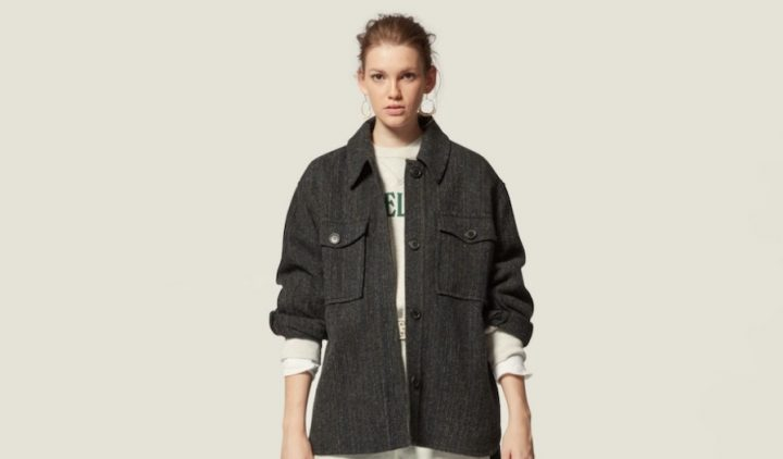 Isabel Marant Shacket