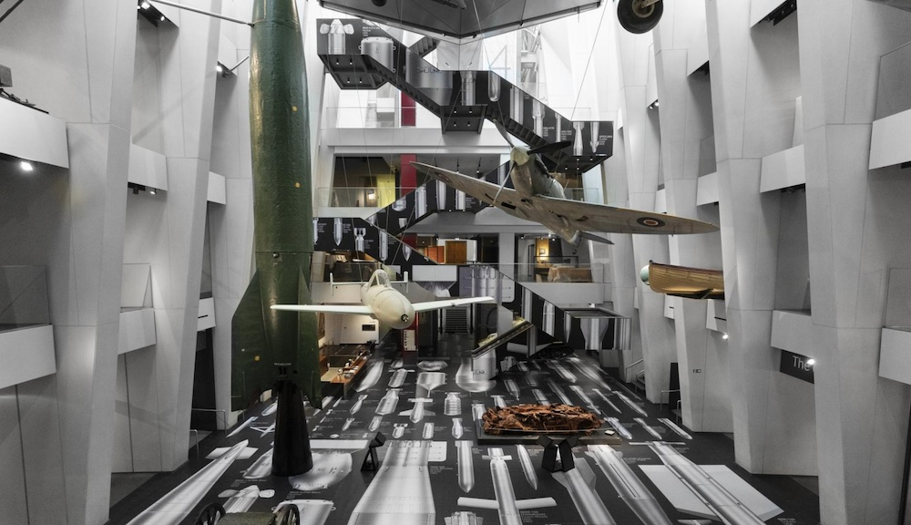 Ai Wei Wei A History of Bombs Imperial War Museum Northants Muddy Stilettos