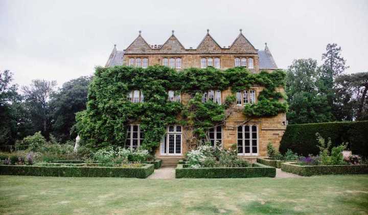 Flore House luxury boutique stays northants