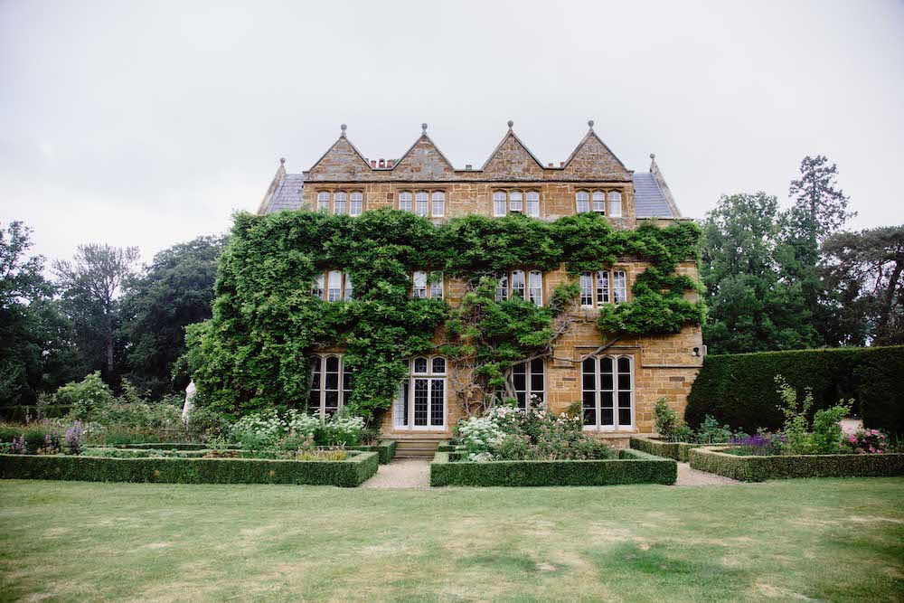 Fore House parterre luxury boutique stays Northants Muddy Stilettos
