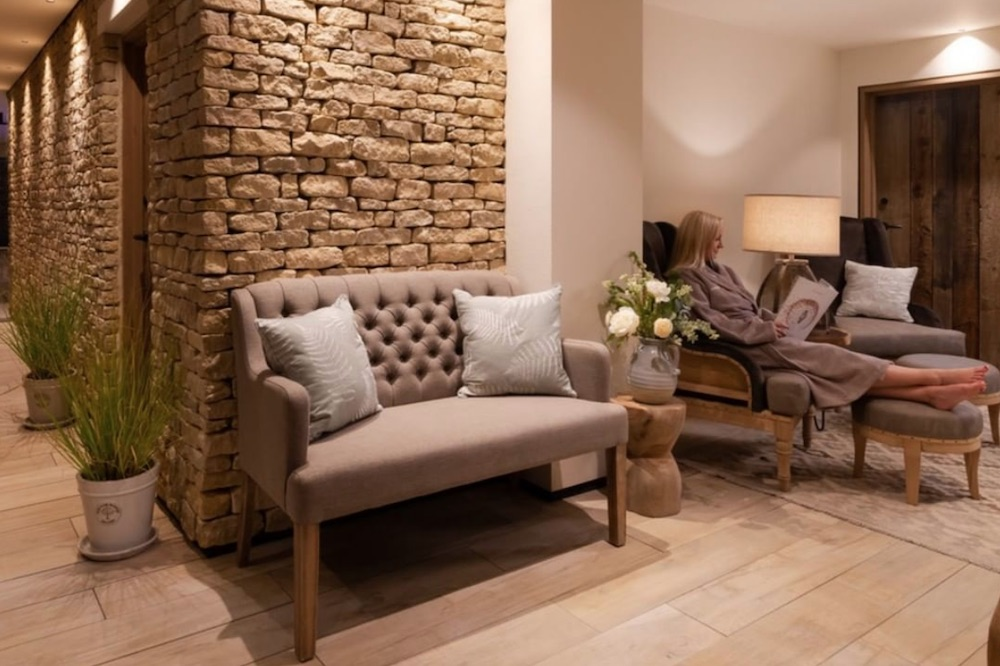 Homefield Grange luxury spa northants