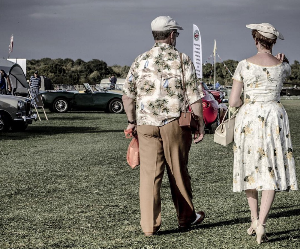 Sywell classic motor show
