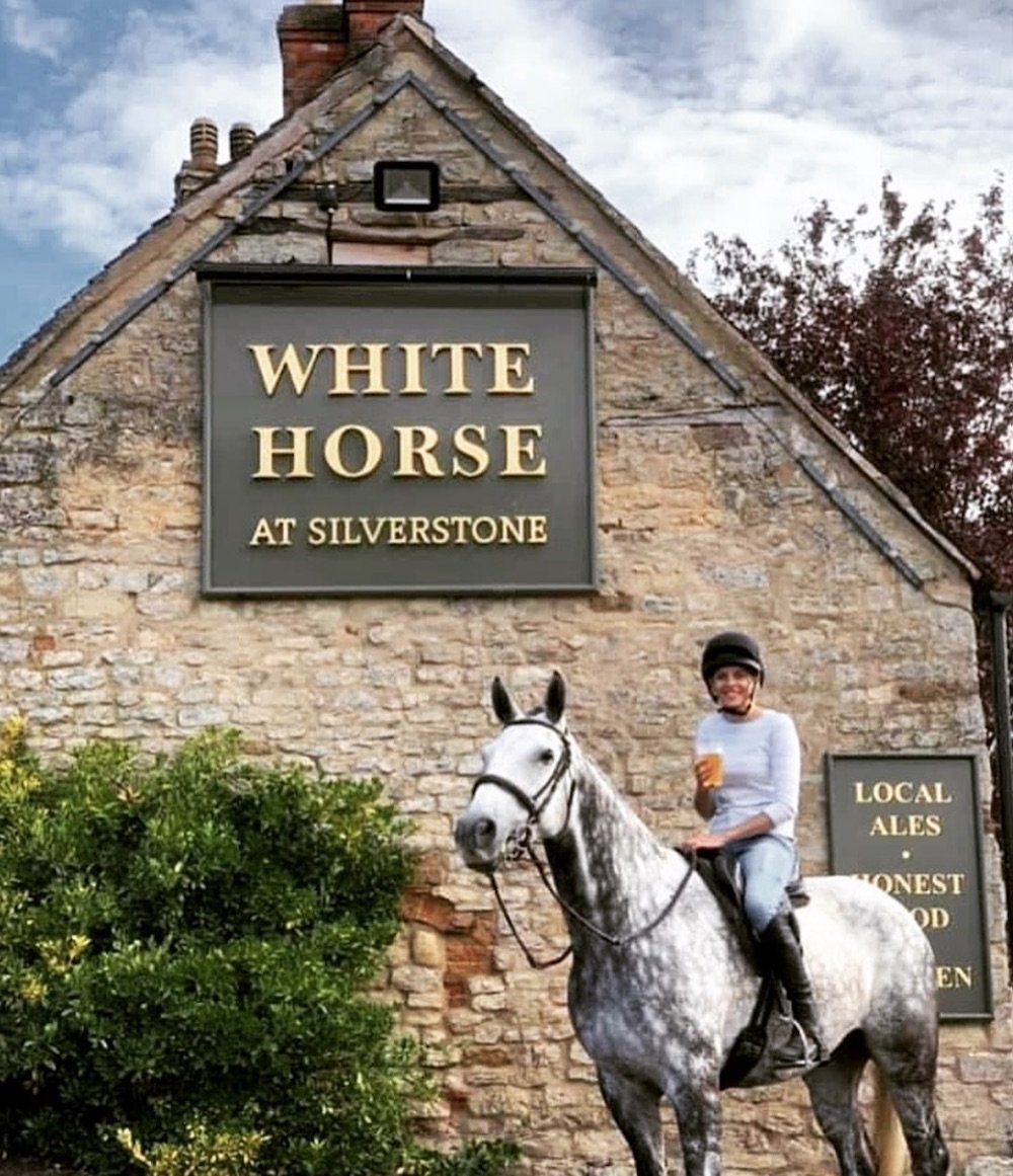 The White Horse Silverstone