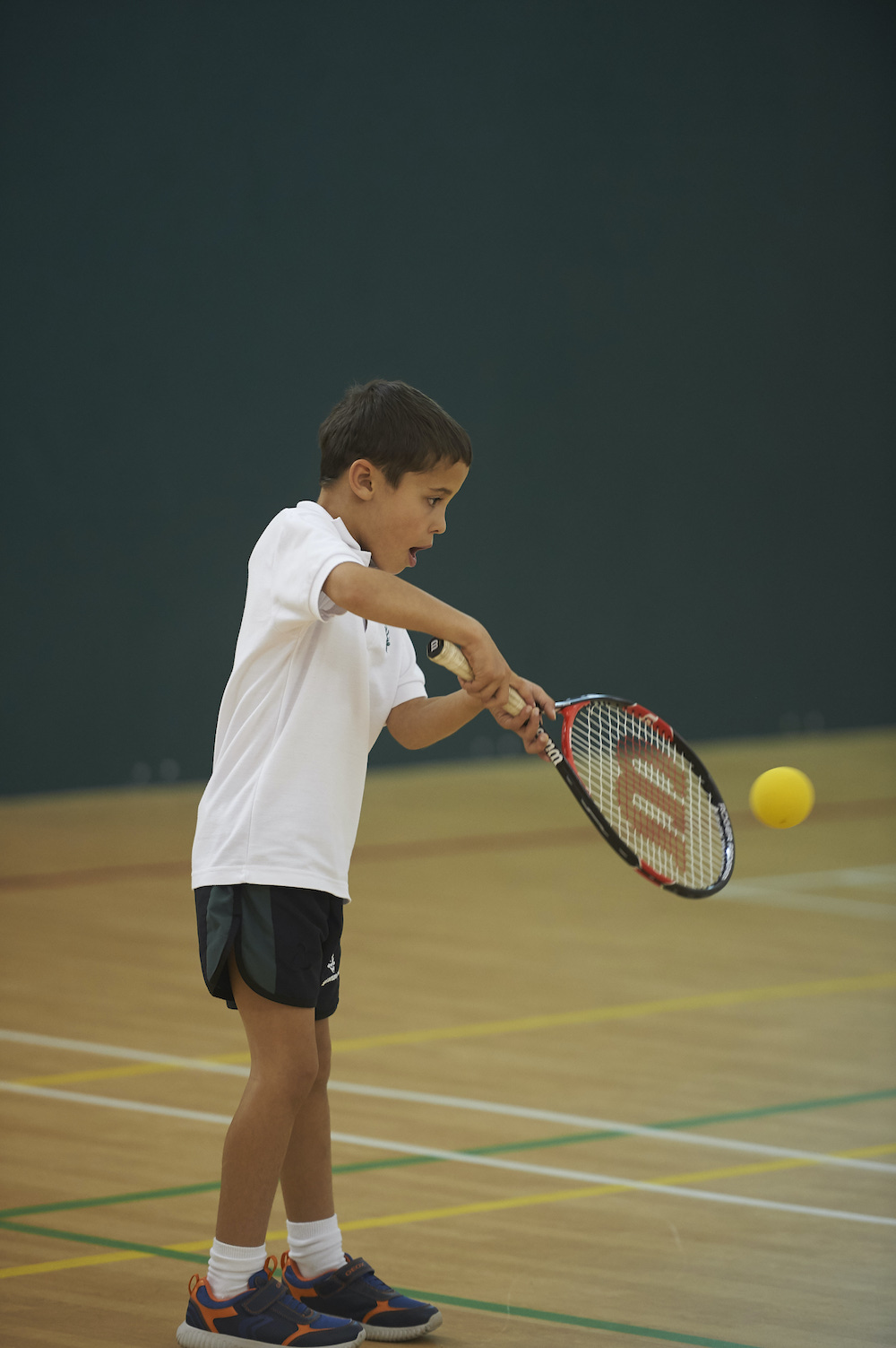 Tennis at Spratton Hall