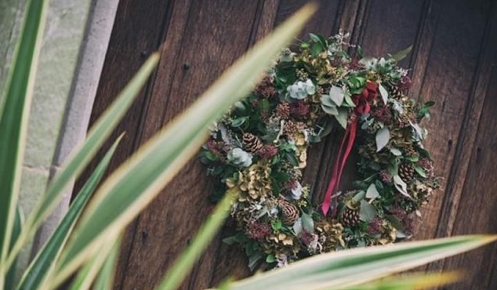 FLORE HOUSE WREATH WORKSHOP