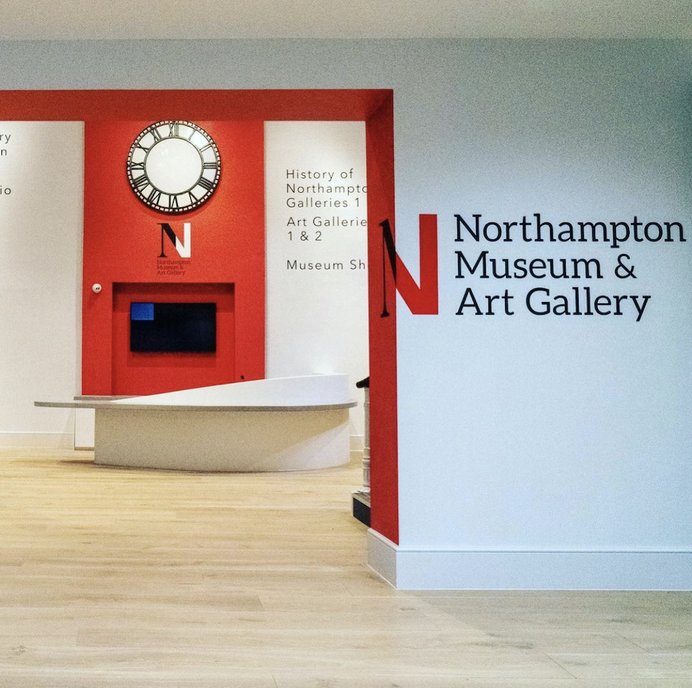 Northampton Museum and Art Gallery
