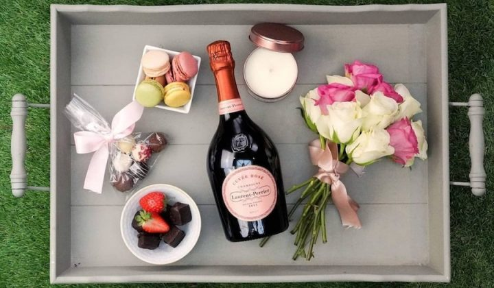TGR Laurent Perrier Champagne Gift box