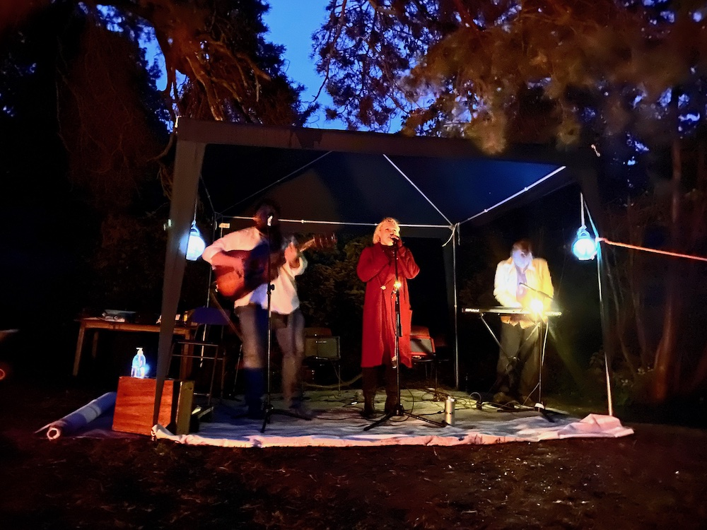 Songs by the lake culworth house