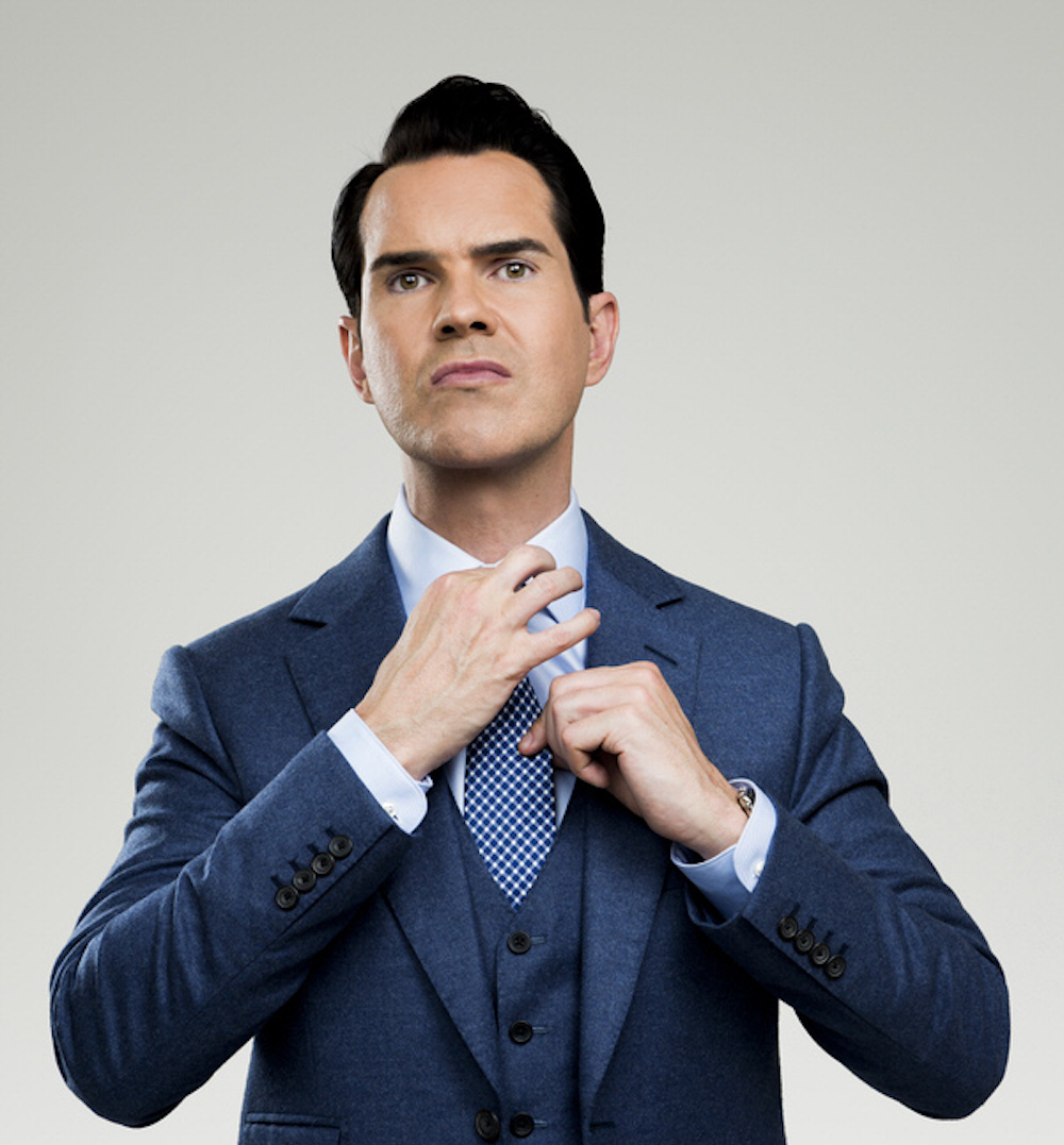Jimmy Carr Royal and Derngate