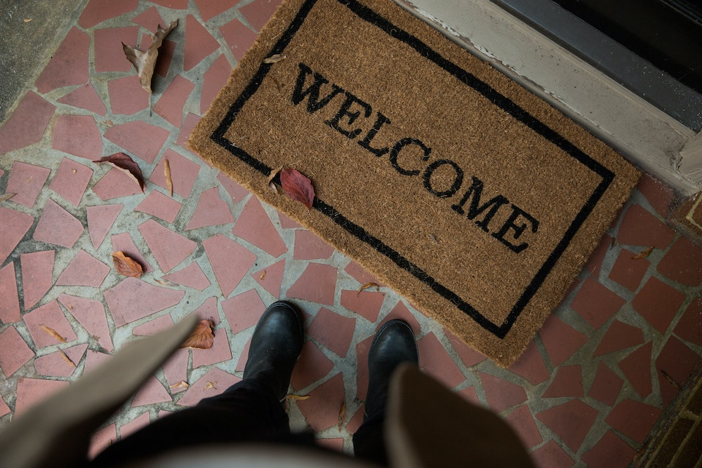 welcome mat stacks property search northants