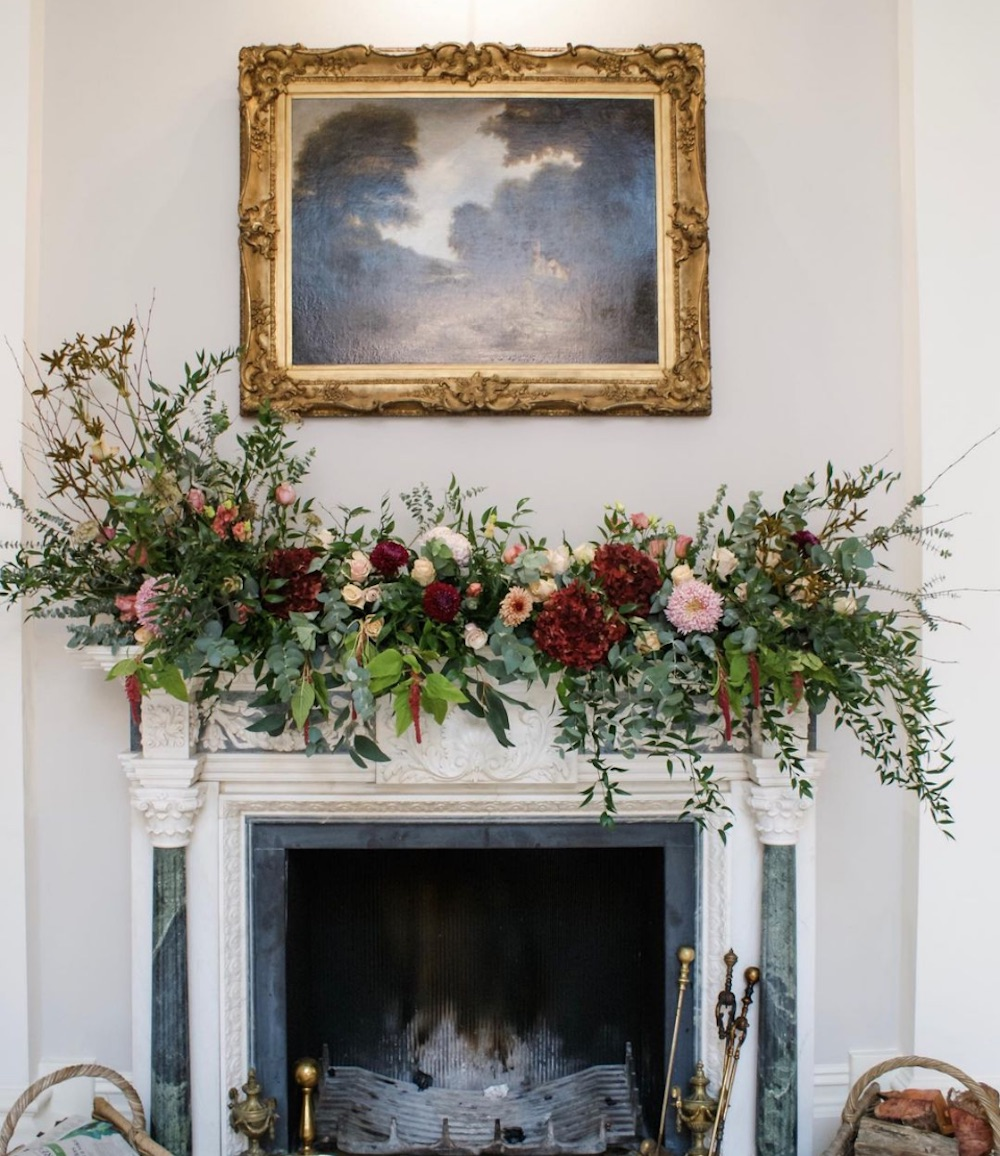 Martin and Cox Floral Events Northants
