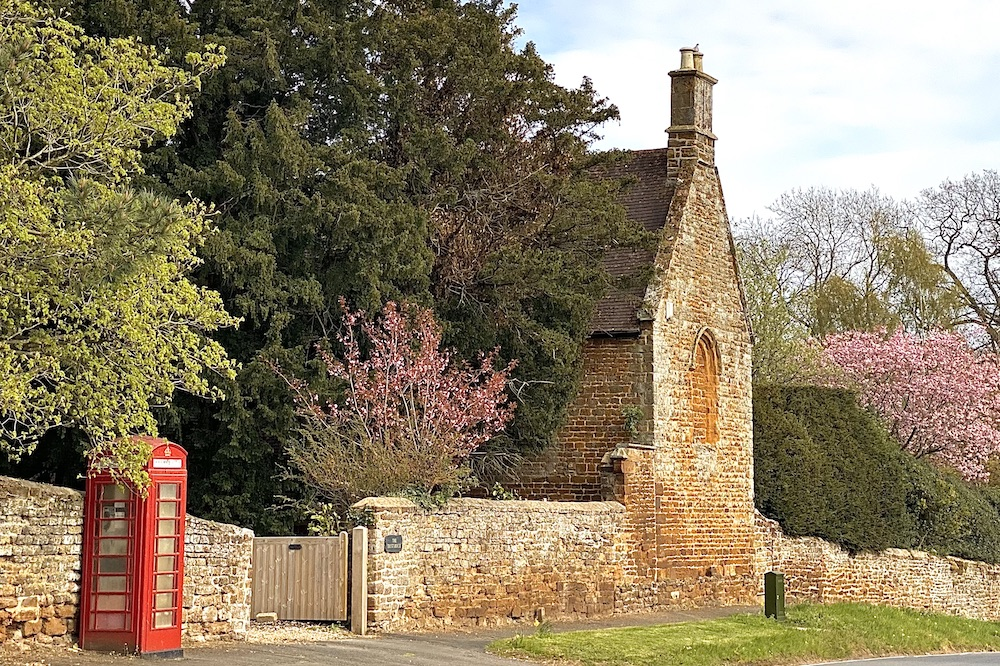 Northamptonshire village move to the countryside
